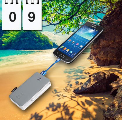 Win een Xtorm XB200 Power Bank Travel t.w.v. € 45,-