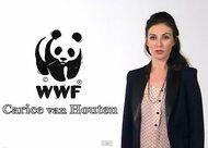Carice van Houten doet mee aan Earth Hour!