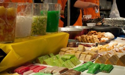 Lekker eten, drinken en slenteren op het Malieveld in Den Haag.