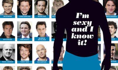 Wie is jouw favoriete Sexy Nederlandse Man?