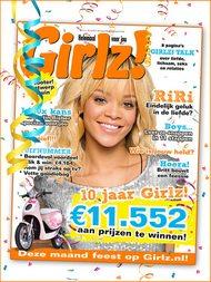 Vier het feestje mee op Girlz.nl!