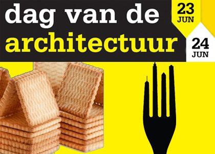 Tijdens de Dag van de Architectuur worden er superveel evenementen georganiseerd in verschillende steden!