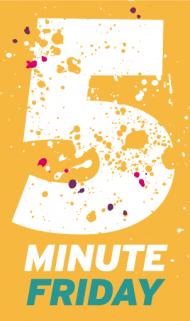 Verbeter de wereld in 5 minuten!
