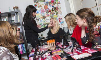 Rimmel@Home make-up workshop