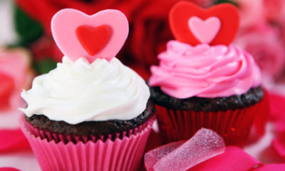 Nationale cupcake dag!