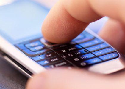 Verrek, een sms-nek!