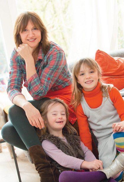 Vriendin 15: Van Babettes tweeling heeft één kind het syndroom van Down