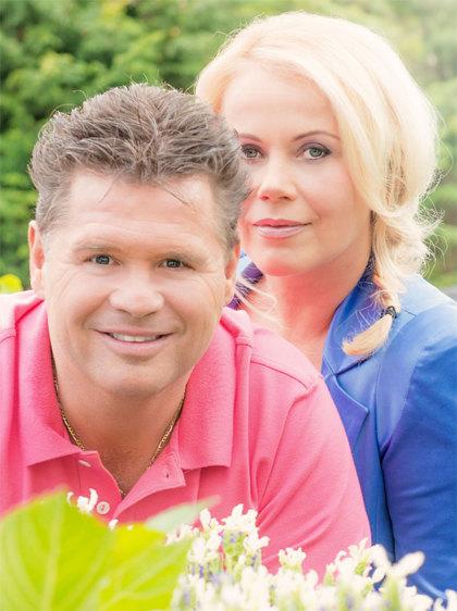 Vriendin 30: Wolter Kroes is zielsgelukkig met zijn Tessa