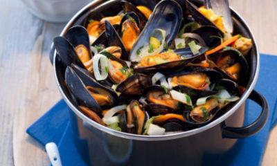 Recept voor mosselen op z'n Zeeuws