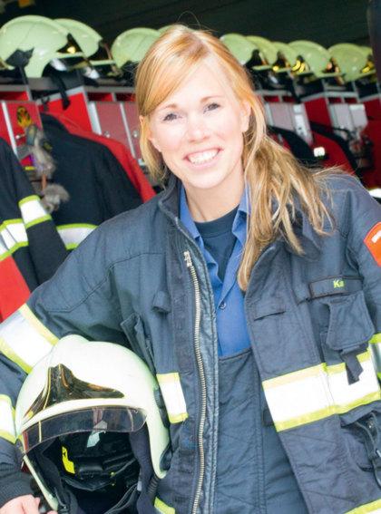 Vriendin 27: Karen is brandweervrouw