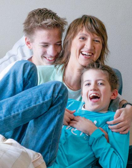 Vriendin 27: De zoons van Corine hebben autisme