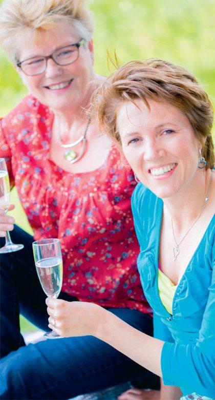 Vriendin 34: Denise vervult dromen van terminale patiënten