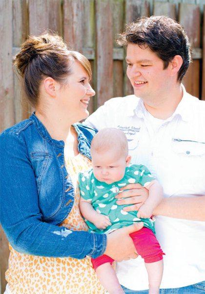 Vriendin 38: Laura's zoontje Sven overleed aan wiegedood