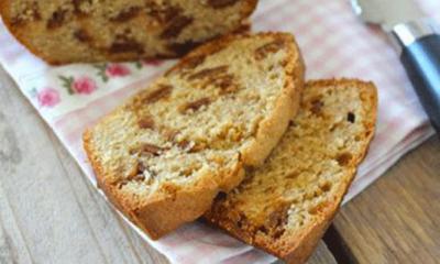 Stroopwafel day: recept voor stroopwafel-kaneelcake