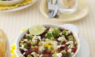Recept voor Mexicaans eitje uit de oven