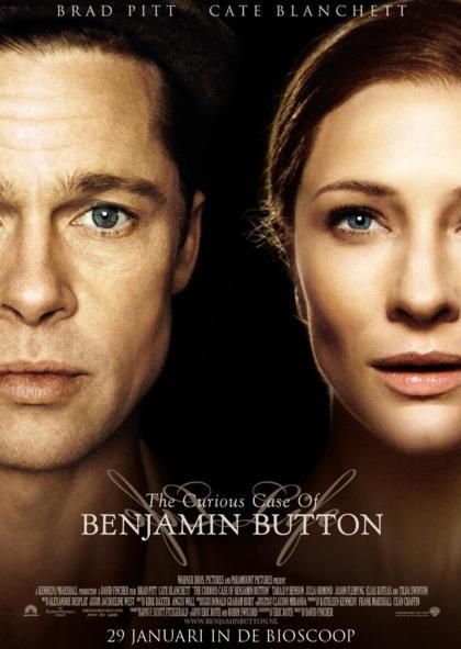 TV-tip: The Curious Case Of Benjamin Button