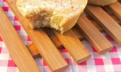 Recept voor kaneel-suiker muffins