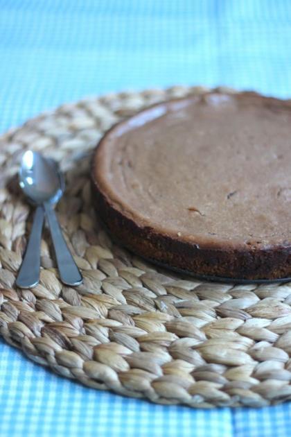 Recept voor chocolade cheesecake