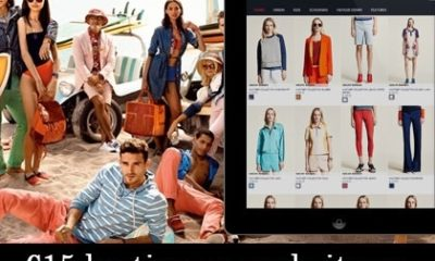 Tommy Hilfiger's Summer collection + €15,- korting
