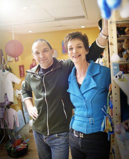 Vriendin 14: Sylvia en Paul helpen jongeren met autisme aan werk
