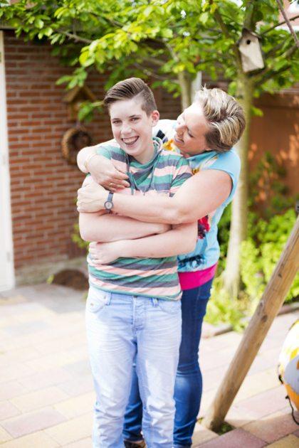 Vriendin 23: Evelien meldde haar gepeste zoon aan bij Project P