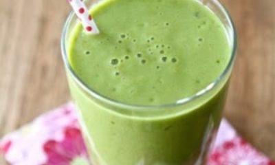 Dag 25: Groene smoothie