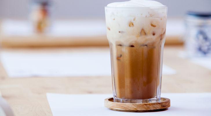 Zelf ijskoffe maken