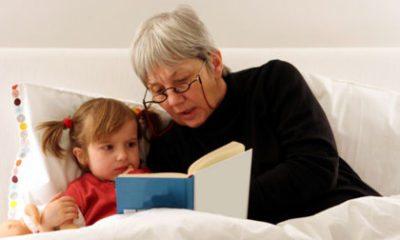 Waarom voorlezen zo goed is voor een kind
