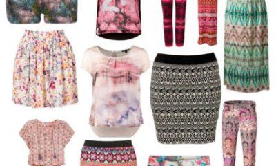 Modetrend: prints