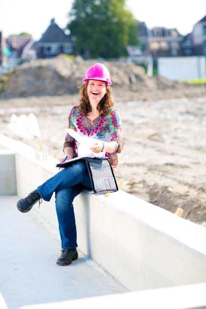 Vriendin 35: Wij werken in de bouw!