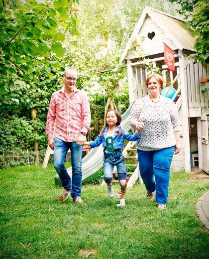 Vriendin 37: Judith en Frits adopteerden een kindje met een handicap