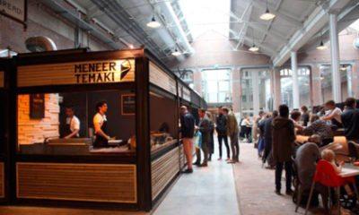 Leuk uitje: De Foodhallen in Amsterdam