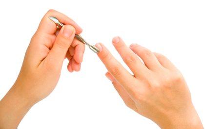 Herstel je kapotte nagelriemen