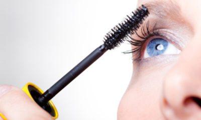 Breng je mascara zo mooi mogelijk aan