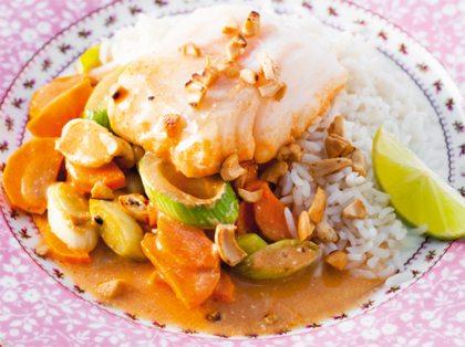 Recept voor vis tandoori