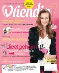 Cover Vriendin 40