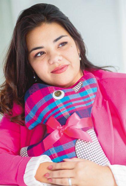 Vriendin 46: Chantal beviel van een doodgeboren kindje