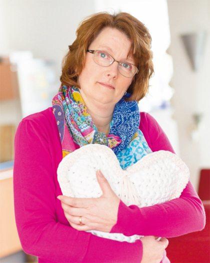Vriendin 13: Jannie vocht voor het leven van haar ongeboren baby, maar verloor de strijd