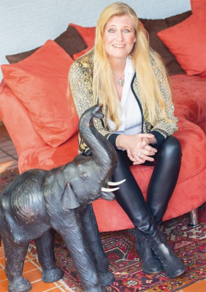 Vriendin 18: Pammy Boltini leeft nog steeds voor het circus