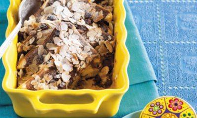 Recept voor Mexicaanse broodpudding (capirotada)