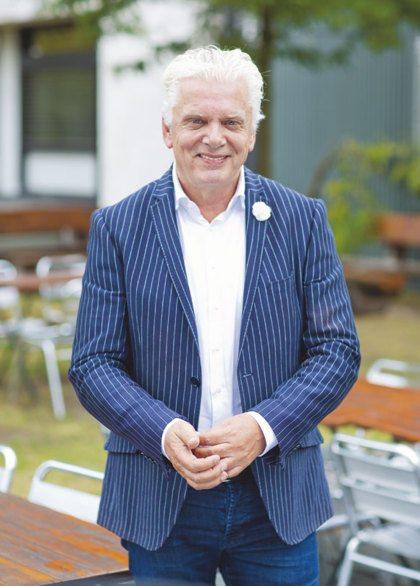 Vriendin 33: MAX-directeur Jan Slagter over zijn succes en zijn gezin