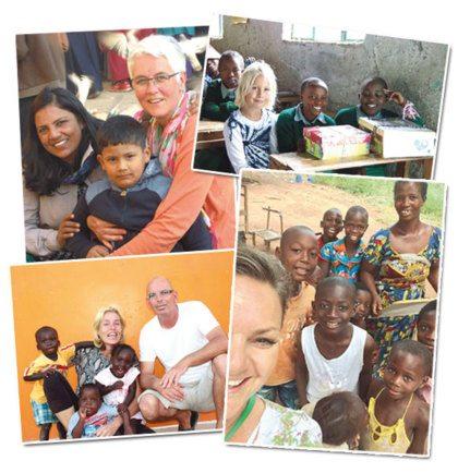 Vriendin 32: Deze vrouwen zetten zich in voor kinderen in arme landen