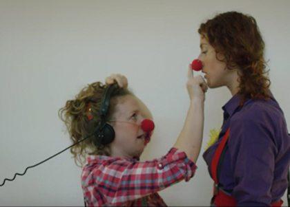 De 'making of' van de CliniClowns meeluisteroperatie