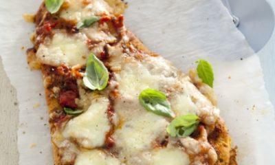 Recept voor Naanpizza