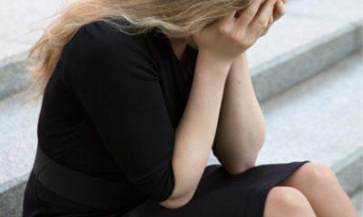 Vriendin 2: De vriendin van Violet werd steeds somberder