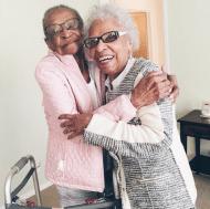 Deze vrouwen zijn al 71 jaar hartsvriendinnen