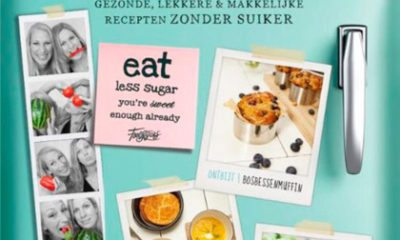 Suikervrij koken: spinazieburger met gezonde friet