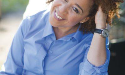 Presentatrice Diana Matroos: 'Mijn ouders leerden me: het is nooit te laat'