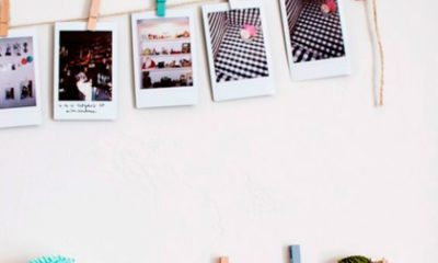 Wat te doen met polaroid foto's + de leukste polaroid camera's