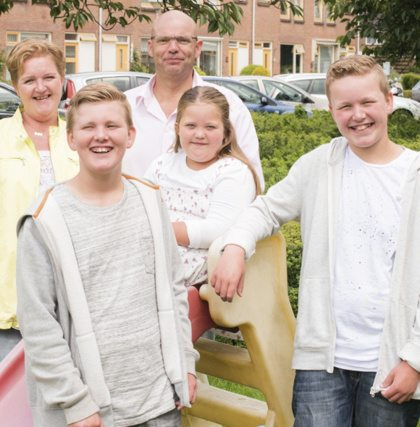 Vriendin 33: het hele gezin De Vries ging gezonder leven